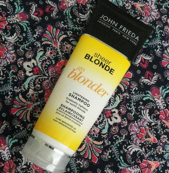 Photo of John Frieda® Sheer Blonde Go Blonder Lightening Shampoo uploaded by Marharita K.