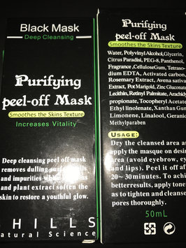 Shills - Acne Purifying Peel-Off Black Mask 50ml uploaded by Lauren H.
