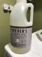 Mrs. Meyer's Clean Day Laundry Detergent Geranium uploaded by Amanda B.