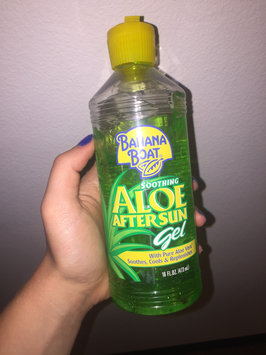 Photo of Banana Boat Soothing Aloe Vera After Sun Gel uploaded by Brooke H.