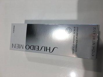 Shiseido Men Deep Cleansing Scrub - 125ml-4.2oz uploaded by Ashley P.