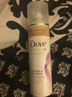 Dove Volume and Fullness Dry Shampoo uploaded by Kelli B.