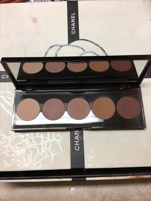 BECCA Ombre Rouge Eye Palette uploaded by Jaunice T.