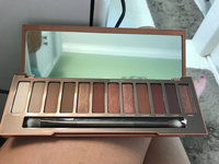 Urban Decay Naked Heat Eyeshadow Palette uploaded by Tristan M.