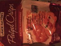 Pretzel Crisps Cracker uploaded by Addy S.