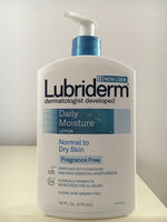 Lubriderm Daily Moisture Fragrance Free Lotion uploaded by Reina L.