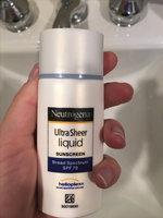 Neutrogena Ultra Sheer Liquid Daily Sunscreen uploaded by Camila S.