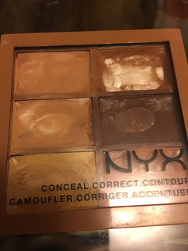 NYX Conceal, Correct, Contour Palette uploaded by Shay S.