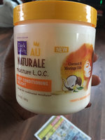 Dark and Lovely Au Naturale Coil Moisturizing Souffle uploaded by Denira B.