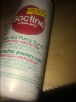 Bactine Pain Relieving Cleansing Spray uploaded by Nikki A.