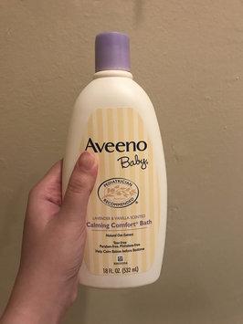 Photo of Aveeno Baby Calming Comfort Bath uploaded by Umm S.