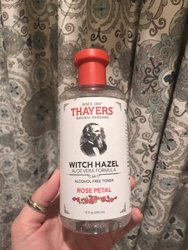 Thayers Alcohol-Free Rose Petal Witch Hazel Toner uploaded by Kathryn W.