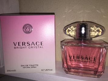 Versace Bright Crystal Eau de Toilette Spray uploaded by Brenda M.