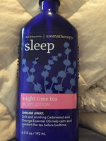 Bath & Body Works Aromatherapy Sleep Night Time Tea Body Lotion uploaded by katrina t.