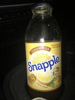 Snapple All Natural Lemon Tea uploaded by Johnny C.