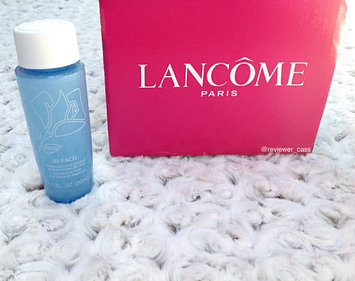 Lancôme Bi-Facil Double-Action Eye Makeup Remover uploaded by Cassie P.