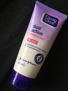 Photo of Clean & Clear® Essentials Dual Action Moisturizer uploaded by Lucy C.