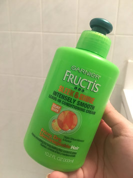 Garnier Fructis Sleek & Shine Leave-In Conditioner, 10.2 oz uploaded by Andrea C.
