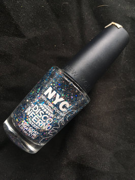 NYC Color Cosmetics NYC In a NY Color Minute Nail Top Coat - Disco Inferno uploaded by Lucy C.