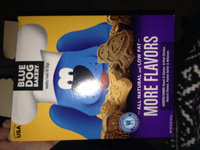 Blue Dog Bakery More Flavors Assorted Dog Treats 20oz uploaded by Natalie L.