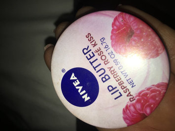 Nivea Lip Care Lip Butter Raspberry Rose Kiss uploaded by elyssa h.