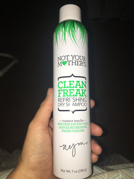 Not Your Mother's Clean Freak Refreshing Dry Shampoo uploaded by Kaylie S.
