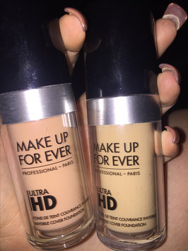 Photo of MAKE UP FOR EVER Liquid Lift Foundation uploaded by Bree F.
