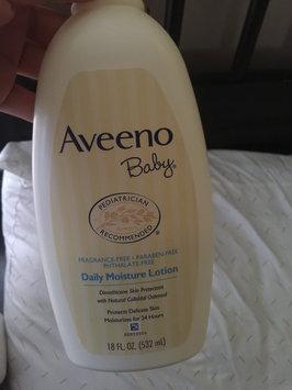Photo of AVEENO® Baby Daily Moisture Lotion uploaded by paula L.