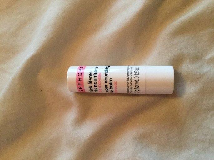 SEPHORA COLLECTION Super Nourishing Lip Balm 0.123 oz uploaded by Alicia M.