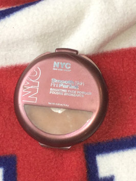 NYC Smooth Skin Bronzing Face Powder uploaded by Cappuccino K.
