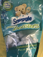 Snuggle Scent Boosters Blue Iris Bliss Laundry Scent Pacs 56 Count uploaded by Alli R.