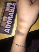 NYX The Adorable Adorable Shadow Palette uploaded by Nikki A.