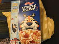 Kellogg's Cereal Frosted Flakes Chocolate Choco Zucaritas uploaded by Alejandra P.