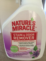 Nature's Miracle® Advanced Severe Stain & Odor Remover uploaded by Colleen S.