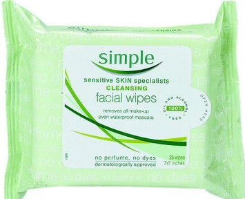 Simple® Eye Makeup Remover Pads uploaded by kim s.