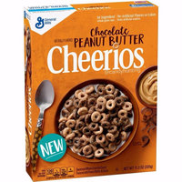 Chocolate Peanut Butter Cheerios™ Cereal 11.3 oz. Box uploaded by Hind A.