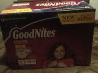 GoodNites® Bedtime Pants for Girls L/XL uploaded by Sandra C.