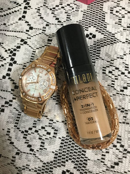 Milani Conceal + Perfect 2-in-1 Foundation + Concealer uploaded by Hind A.
