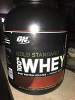 Whey Gold Standard Extreme Milk Chocolate uploaded by Blanca S.
