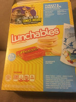 Lunchables Turkey & American Cracker Stackers uploaded by Anastasia l.