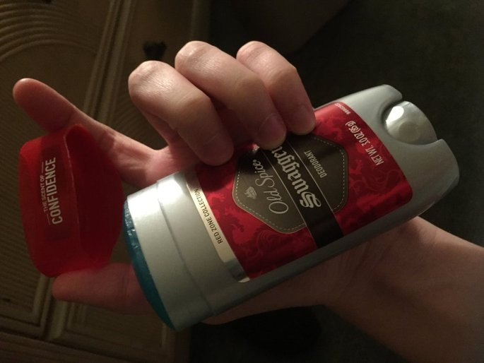 Old Spice Swagger Anti-Perspirant & Deodorant Gel uploaded by n g.