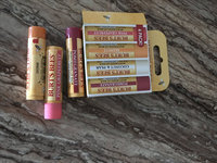 Burt's Bees Passion Fruit Lip Balm uploaded by Widienne B.