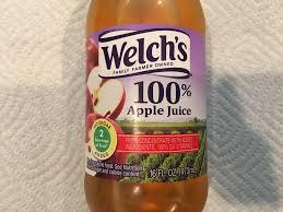 Welch's® 100% Apple Juice 16 fl. oz. Bottle uploaded by Arlene C.