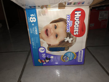 Photo of Huggies® Little Movers Diapers uploaded by Emily R.