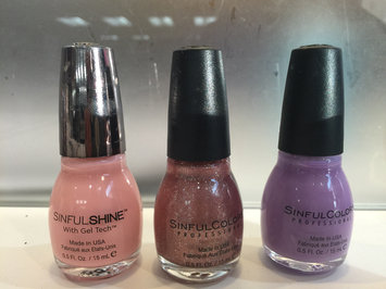SinfulColors Professional Nail Color uploaded by Jennifer P.