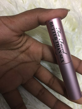 Too Faced Better Than Sex Mascara uploaded by Thrisha B.