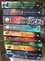Percy Jackson & the Olympians: The Lightning Thief uploaded by Athilah B.