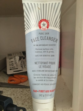 FAB First Aid Beauty Face Cleanser 28.3g uploaded by Katie S.