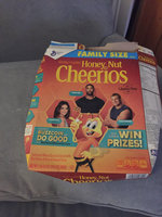 Honey Nut Cheerios uploaded by Dylan H.