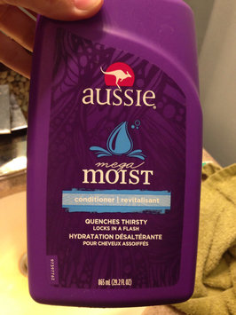 Photo of Aussie® Mega Moist Conditioner uploaded by Katerina J.